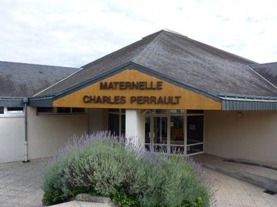 Ecole maternelle Azay-sur-Cher