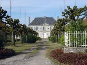 Château de la Gitonnière