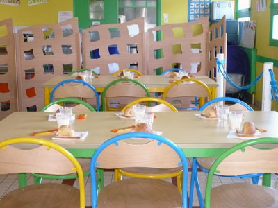 Restaurant scolaire Azay-sur-Cher