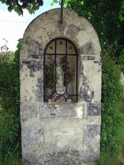 Vierge Puit Abbas