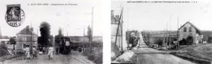 Ancienne gare de tramway Azay-sur-Cher