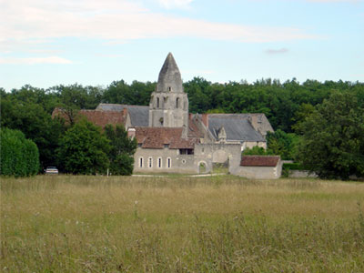 saint-jean de Grais Azay-sur-Cher