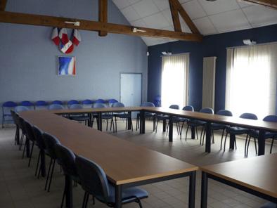 Salle du conseil Azay-sur-Cher