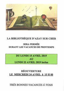 aff_fermeture_bibli_vac_printemps_2019