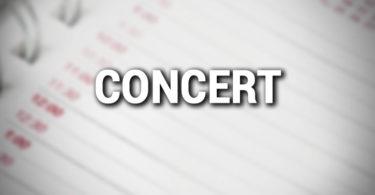 Agenda concert