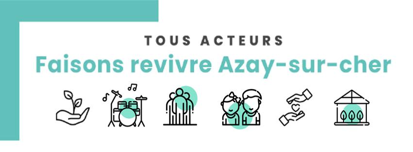 Asso-Faisons revivre Azay-sur-Cher